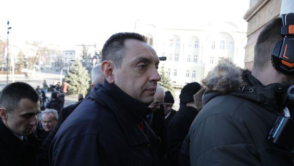 Ministar odbrane Aleksandar Vulin u Banjaluci - Sputnik Srbija