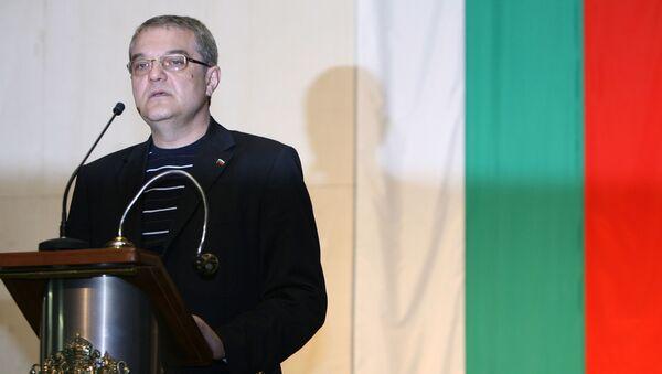 Bugarski političar Rumen Petkov - Sputnik Srbija
