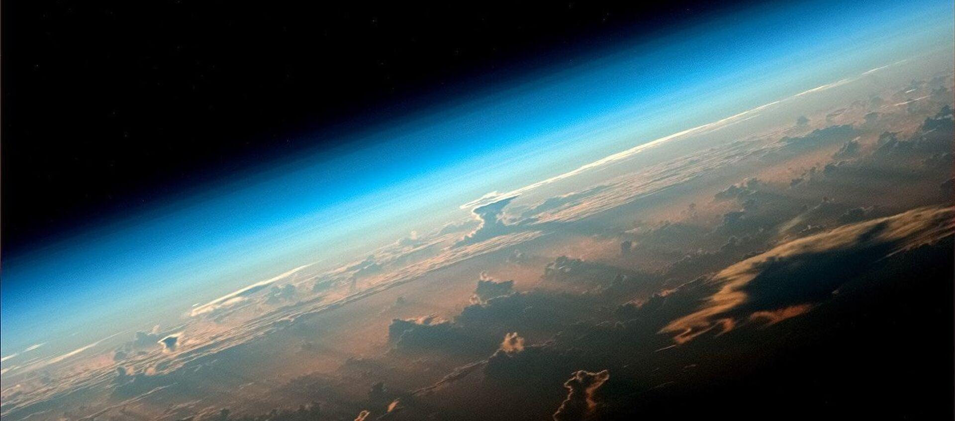 Pogled na Zemlju sa Međunarodne svemirske stanice - Sputnik Srbija, 1920, 25.05.2020