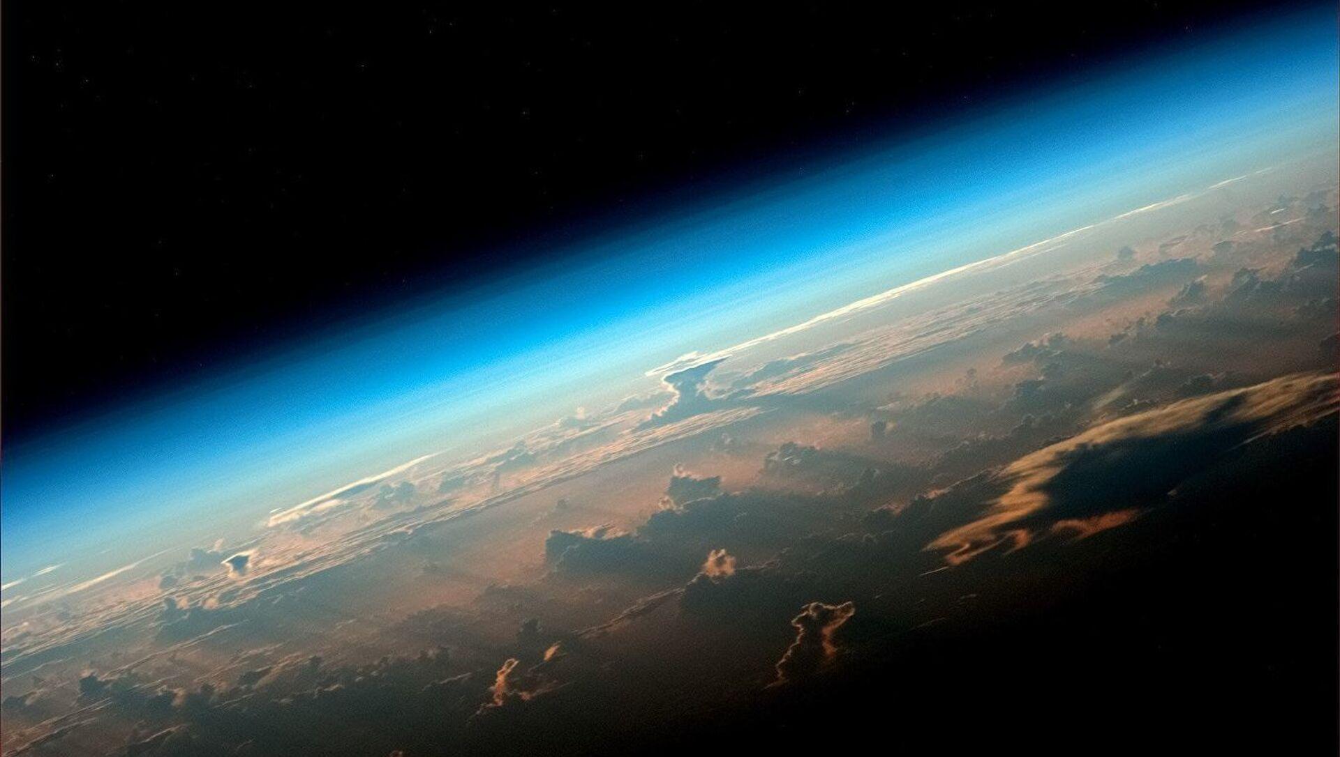 Поглед на Земљу са Међународне свемирске станице - Sputnik Србија, 1920, 27.02.2021