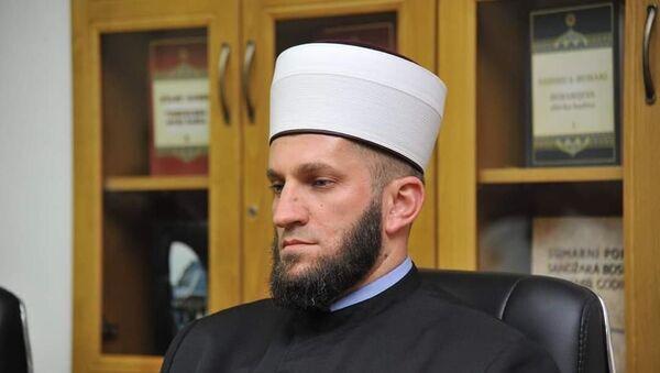 Muftija sandžački hfz. Abdurrahman ef. Kujević - Sputnik Srbija