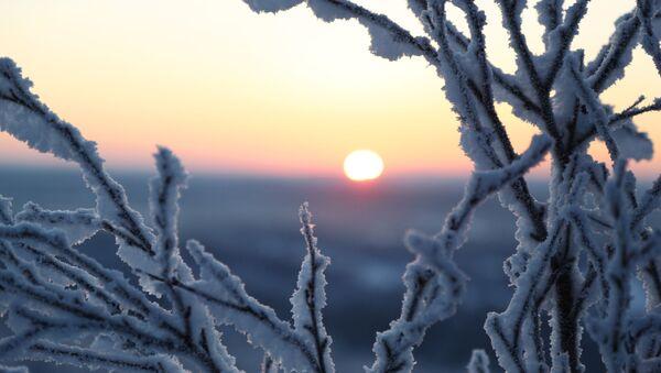 Прва зора и крај поларне ноћи у Мурманску - Sputnik Србија