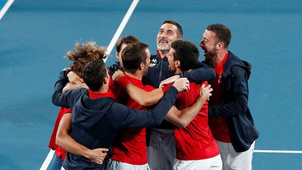 Српска репрезентација у тенису - Sputnik Србија