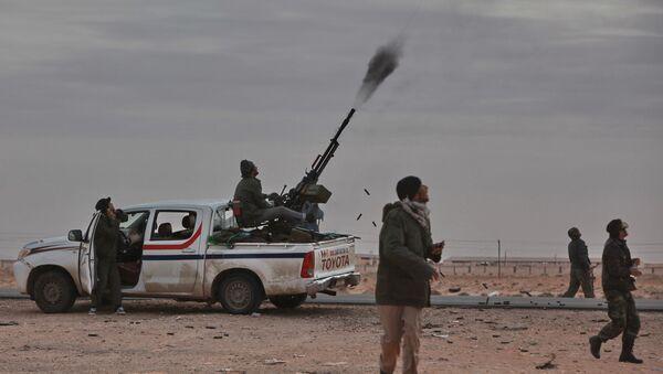Борбе у Либији - Sputnik Србија