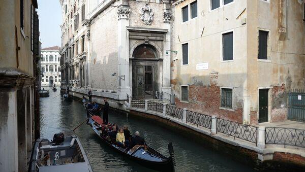 Gondola u Veneciji - Sputnik Srbija