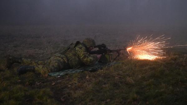 Vojnik Vojske Srbije - Sputnik Srbija