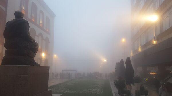 Magla u Beogradu - Sputnik Srbija
