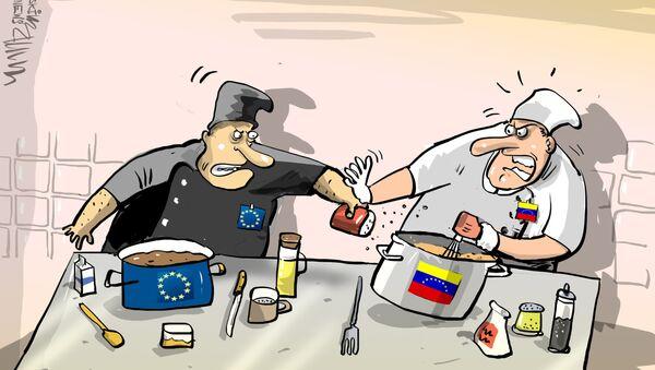 Европалламент се меша у послове Венецуеле - Sputnik Србија
