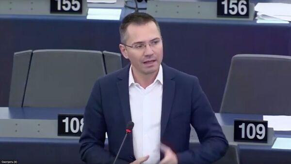 Бугарски посланик Ангел Џамбаски  - Sputnik Србија