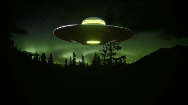 НЛО, ванземаљци - Sputnik Србија