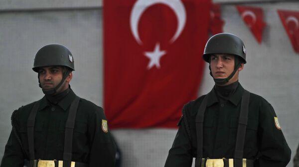 Turska vojska - Sputnik Srbija