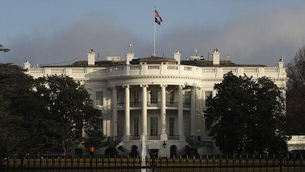 Pogled na Belu kuću u Vašingtonu - Sputnik Srbija