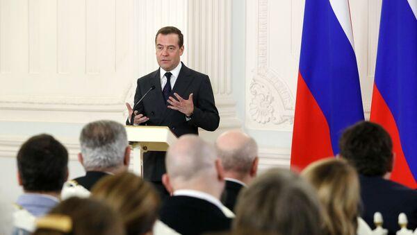 Бивши премијер Русије Дмитриј Медведев - Sputnik Србија