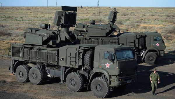 Samohodni raketni sistem Pancir S1 - Sputnik Srbija