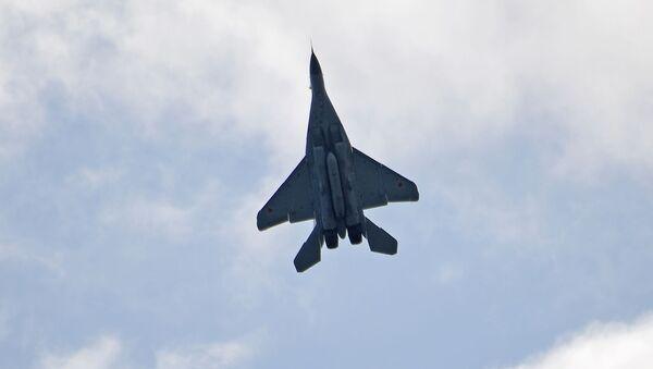 Руски вишенаменски ловац МиГ-29М2 - Sputnik Србија