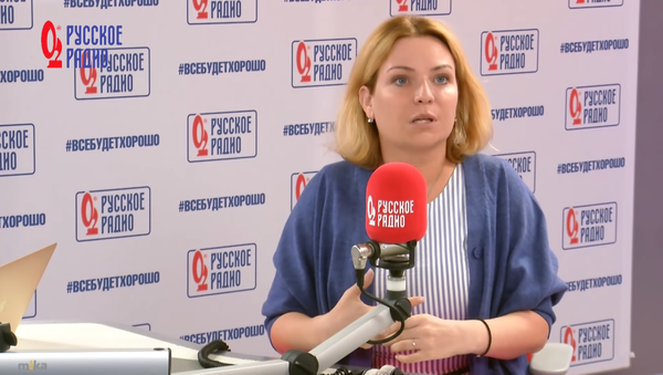 Министарка културе Олга Љубимова - Sputnik Србија