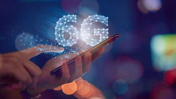 6G mreža - Sputnik Srbija