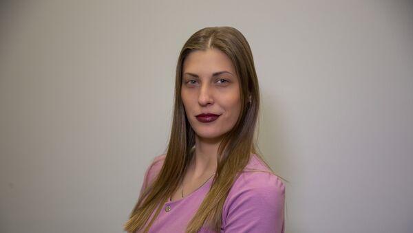 Bojana Stojadinović - Sputnik Srbija