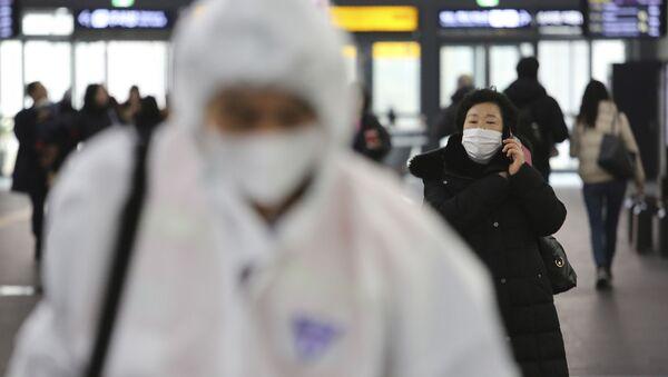 Ситуација у свету због корона вируса у Кини - Sputnik Србија