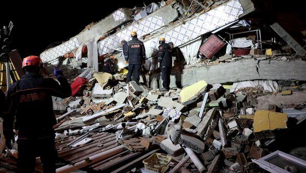 Posledice zemljotresa u Turskoj - Sputnik Srbija