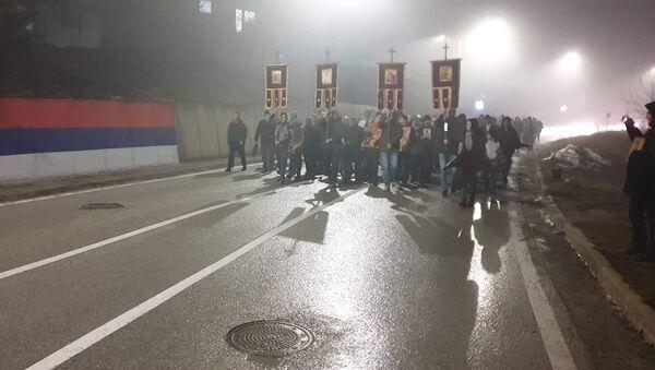 Litija u Plužinama - Sputnik Srbija