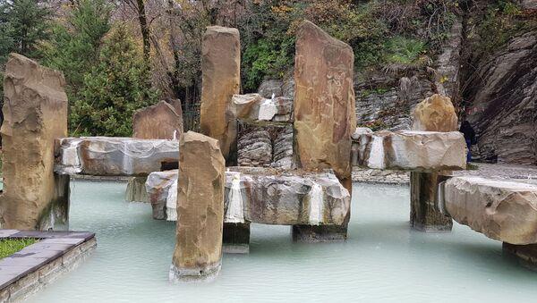 Мацеста, једна од најпознатијих руских бања - Sputnik Србија