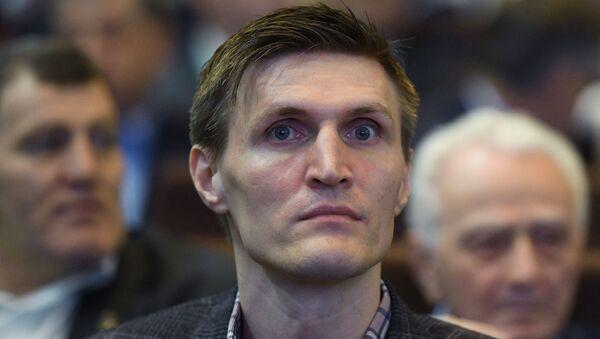 Predsednik Ruske košarkaške federacije Andrej Kirilenko  - Sputnik Srbija