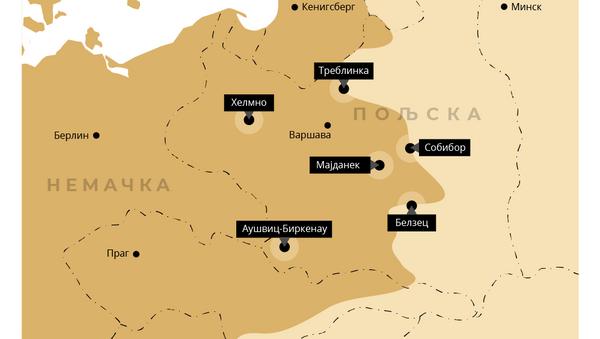 Logori smrti - Sputnik Srbija