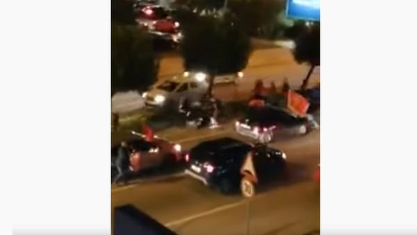 Инцидент у Подгорици - Sputnik Србија