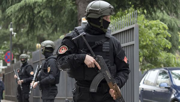 Policija Crne Gore - Sputnik Srbija