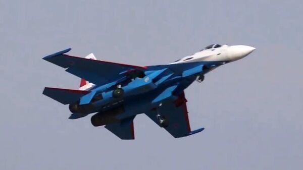 Су-35С - Sputnik Србија