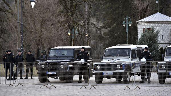 Crnogorska policija - Sputnik Srbija