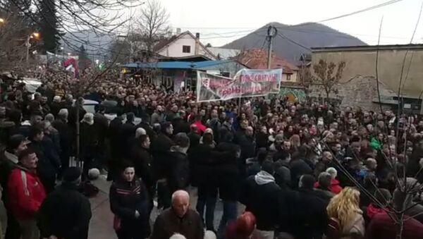 Litija na Kosovu 2 - Sputnik Srbija