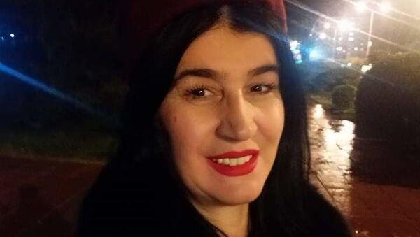 Рада Вишњић, суспендована учитељица из ОШ Југославија у Бару. - Sputnik Србија