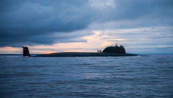 Atomnaя podvodnaя lodka Severnogo flota «Severodvinsk» - Sputnik Srbija