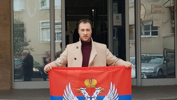 Marko Milačić - Sputnik Srbija
