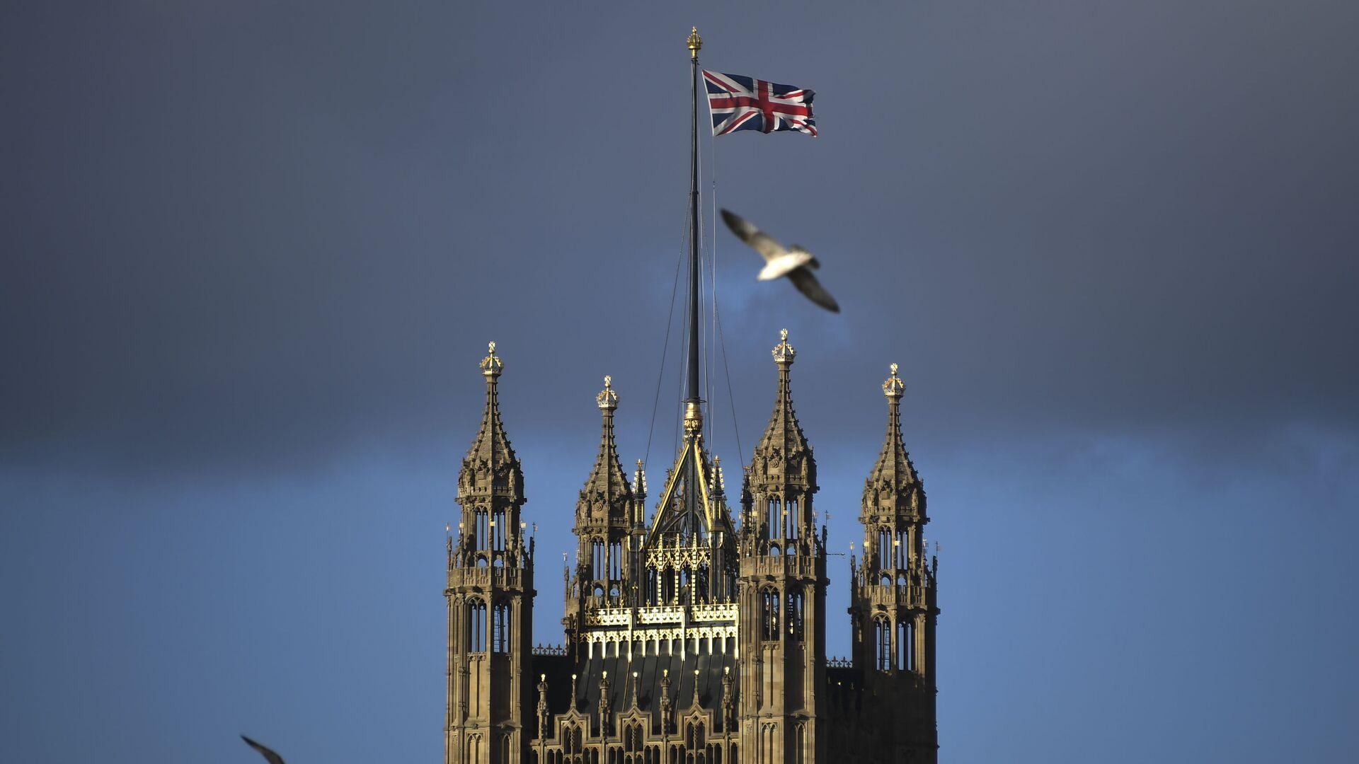 Викторијина кула у Вестминстеру у Лондону - Sputnik Србија, 1920, 08.06.2021