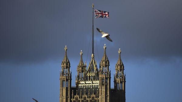 Викторијина кула у Вестминстеру у Лондону - Sputnik Србија