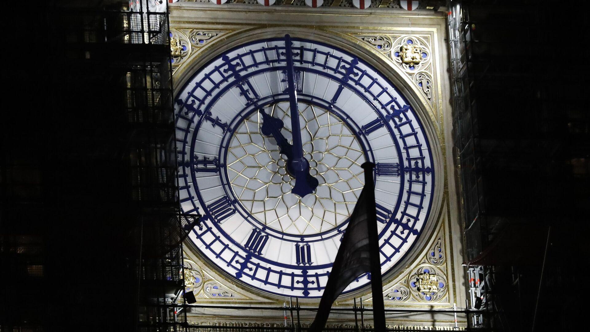 Časovnik Big Ben u Londonu - Sputnik Srbija, 1920, 02.10.2021