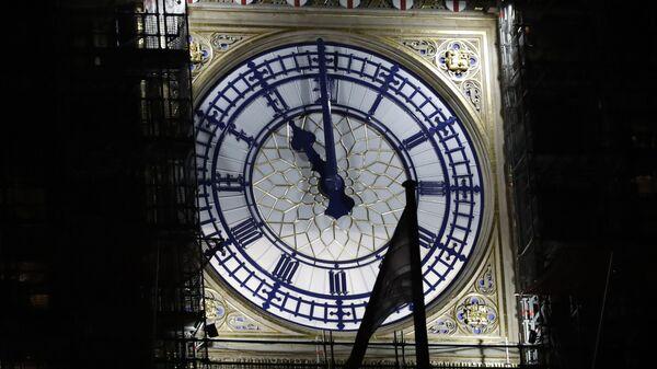 Часовник Биг Бен у Лондону - Sputnik Србија