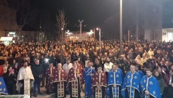 Litija u Aranđelovcu - Sputnik Srbija