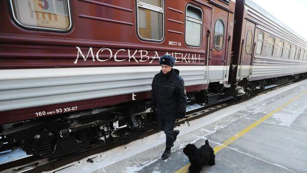 Воз Москва-Пекинг - Sputnik Србија