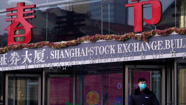 Седиште берзе у Шангају - Sputnik Србија