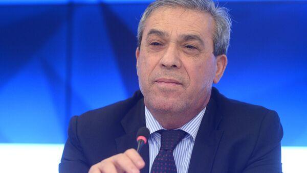Ambasador Palestine u Rusiji Abdel Hafiz Nofal - Sputnik Srbija