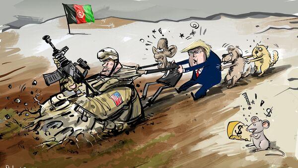 Трамп настоји да оконча сукоб у Авганистану - Sputnik Србија