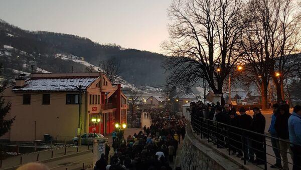 Litija u Bijelom Polju - Sputnik Srbija