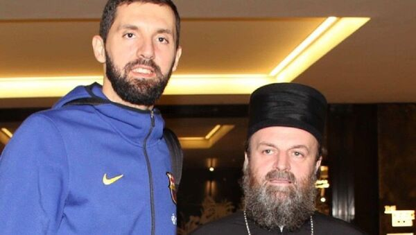Stefan Šarić - Sputnik Srbija