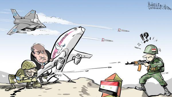 Kako Izrael koristi putničke avione - Sputnik Srbija