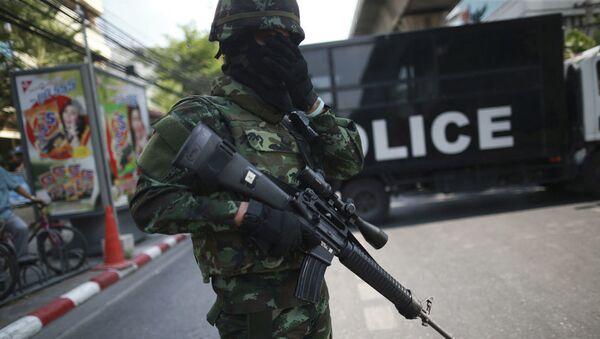 Полиција, Тајланд - Sputnik Србија