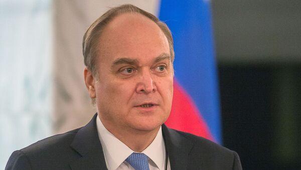 Амбасадор Русије у САД Анатолиј Антонов - Sputnik Србија